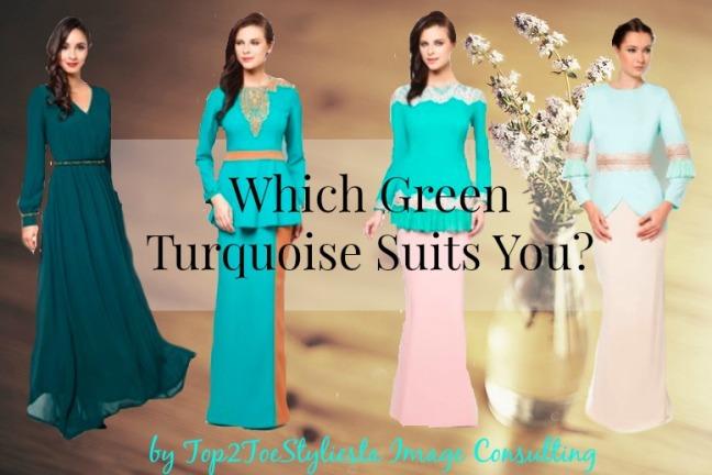 which green turquoise