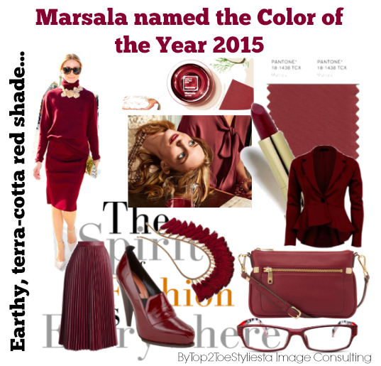 Board created using Polyvore