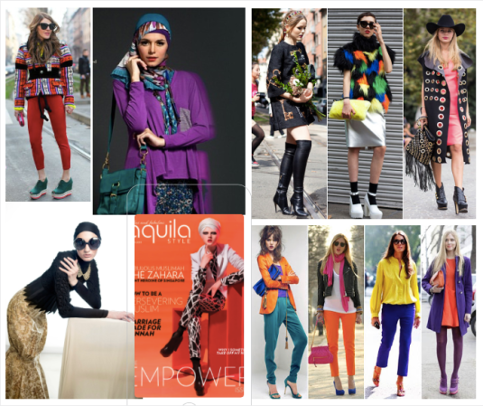 Mangsa Fesyen di mana-mana